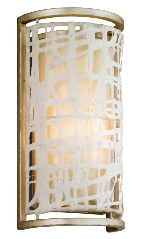 Corbett Lighting 131-11 Kyoto 1 Light Wall Sconce with Hand Crafted