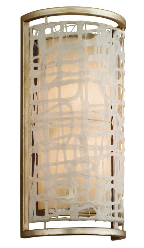 Corbett Lighting 131-12 Kyoto 2 Light Wall Sconce with Hand Crafted