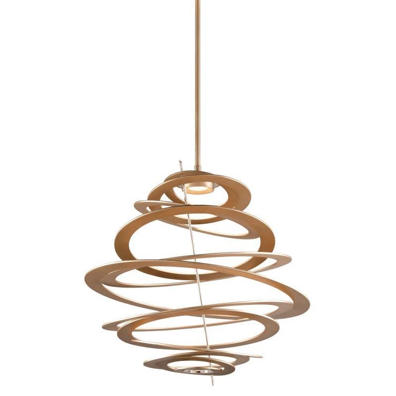 Corbett Lighting 165-43 Spellbound LED Modern Pendant with Hand