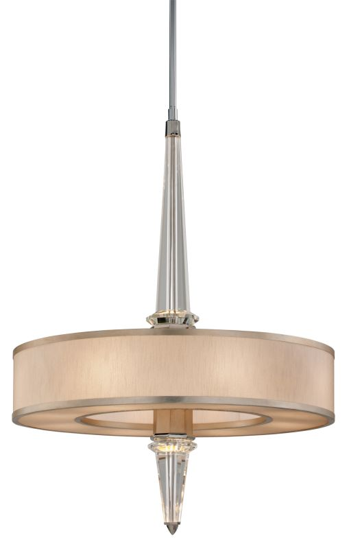 Corbett Lighting 166-48 Harlow 8 Light Drum Pendant with Hand Crafted Sale $3108.00 ITEM#: 2354987 MODEL# :166-48 UPC#: 782042796744 :