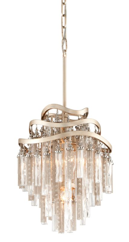 Corbett Lighting 176-43 Chimera 3 Light Pendant with Hand Crafted Iron Sale $1750.00 ITEM#: 2271599 MODEL# :176-43 UPC#: 782042813854 :
