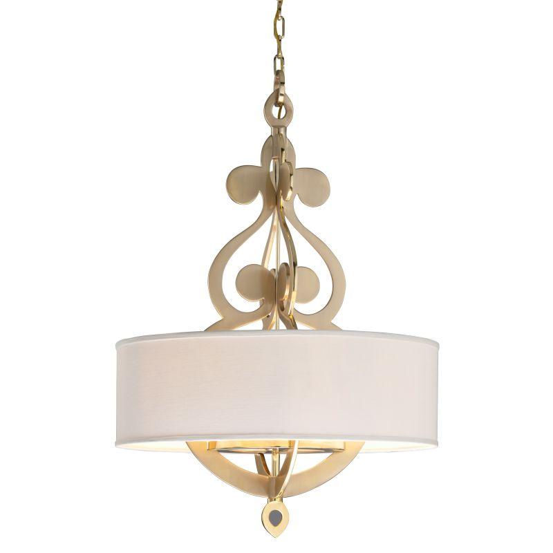 Corbett Lighting 201-48 Olivia 8 Light Pendant with Cast Brass Frame Sale $4056.00 ITEM#: 2546770 MODEL# :201-48 UPC#: 782042846760 :