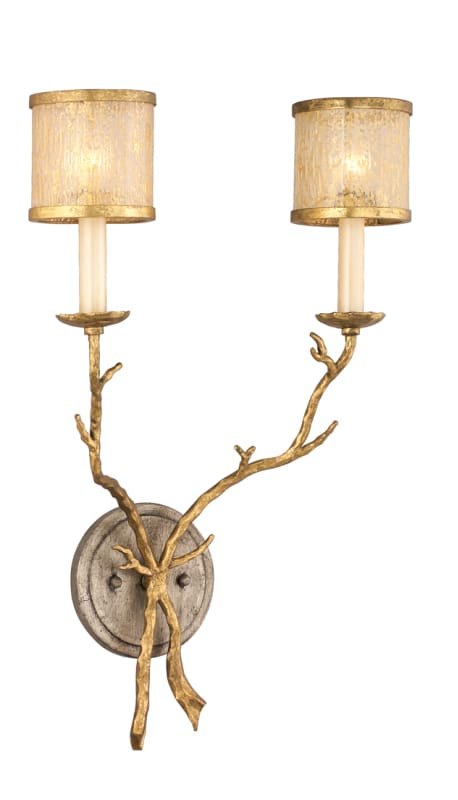 Corbett Lighting 66-12 Two Light Wall Sconce from the Parc Royale