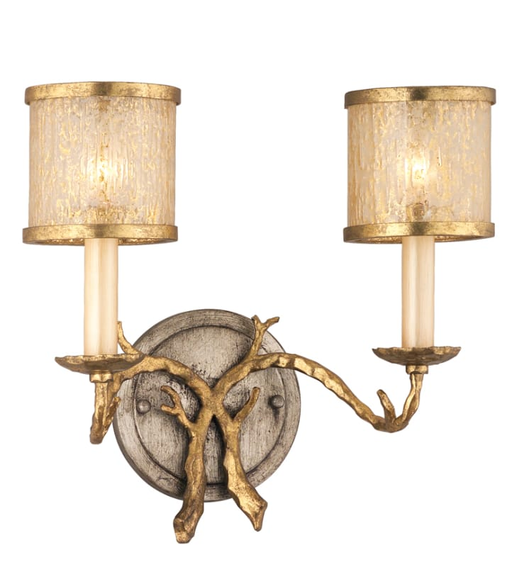 Corbett Lighting 66-62 2 Light Wall Sconce from the Parc Royale Sale $556.00 ITEM#: 2161341 MODEL# :66-62 UPC#: 782043000000 :