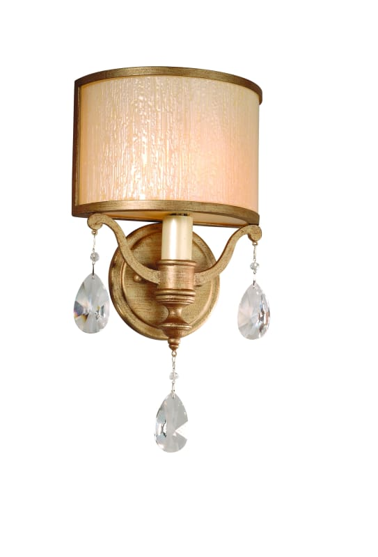 Corbett Lighting 71-11 Single Light ADA Compliant Wall Sconce from the