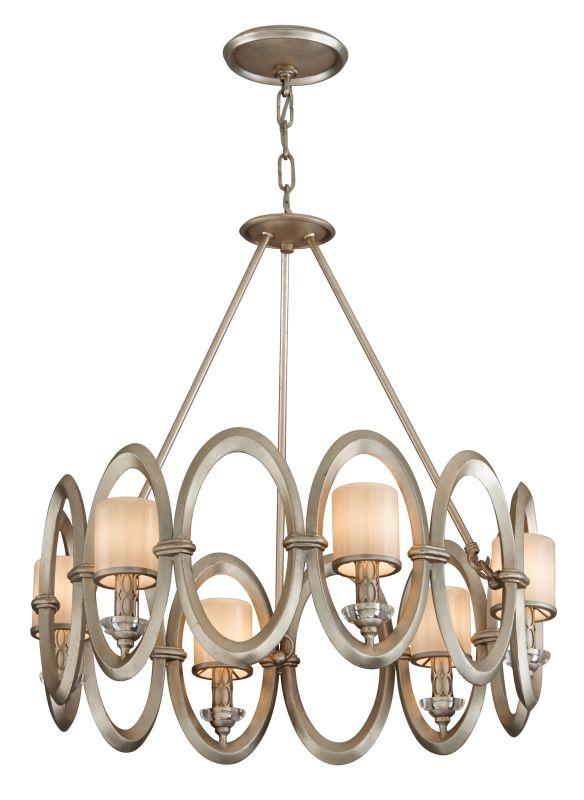 Corbett Lighting 134-46 6 Light Hand Crafted Iron Ring Pendant with Sale $1444.00 ITEM#: 1752778 MODEL# :134-46 UPC#: 782042765672 :