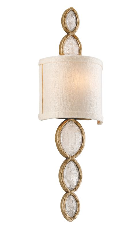 Corbett Lighting 167-11 Fame & Fortune 1 Light Brazilian Rock Crystal