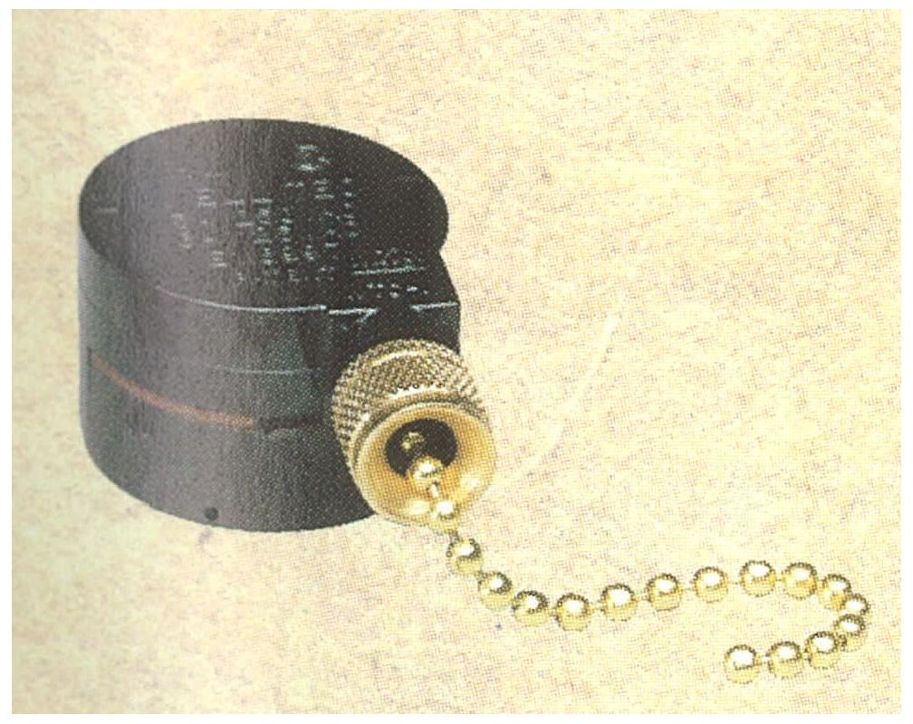 Craftmade 280-B108 Craftmade Factory Replacement Pull Chain Switch