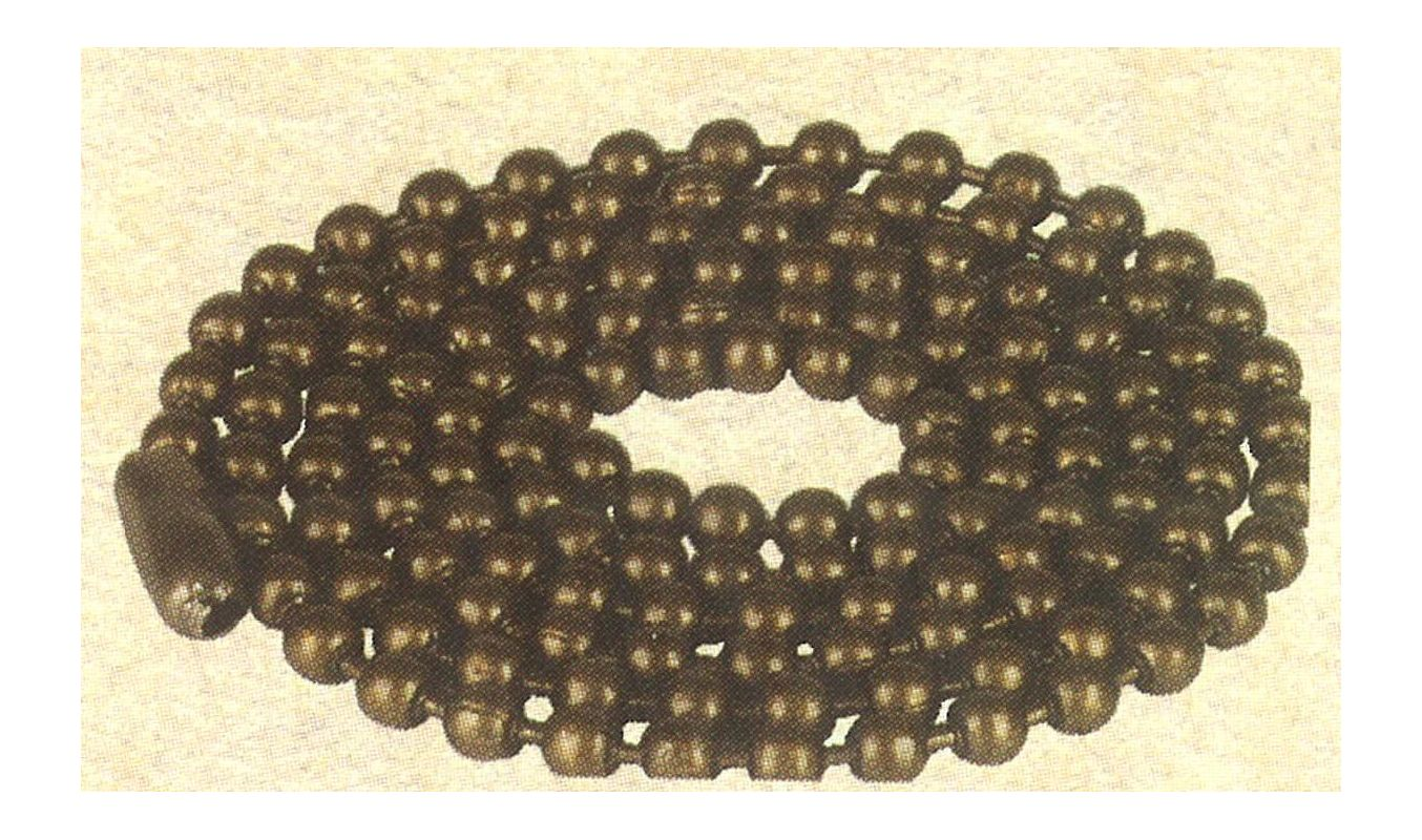 Craftmade ACC-025 2 Feet of Beaded Pull Chain for Craftmade Ceiling