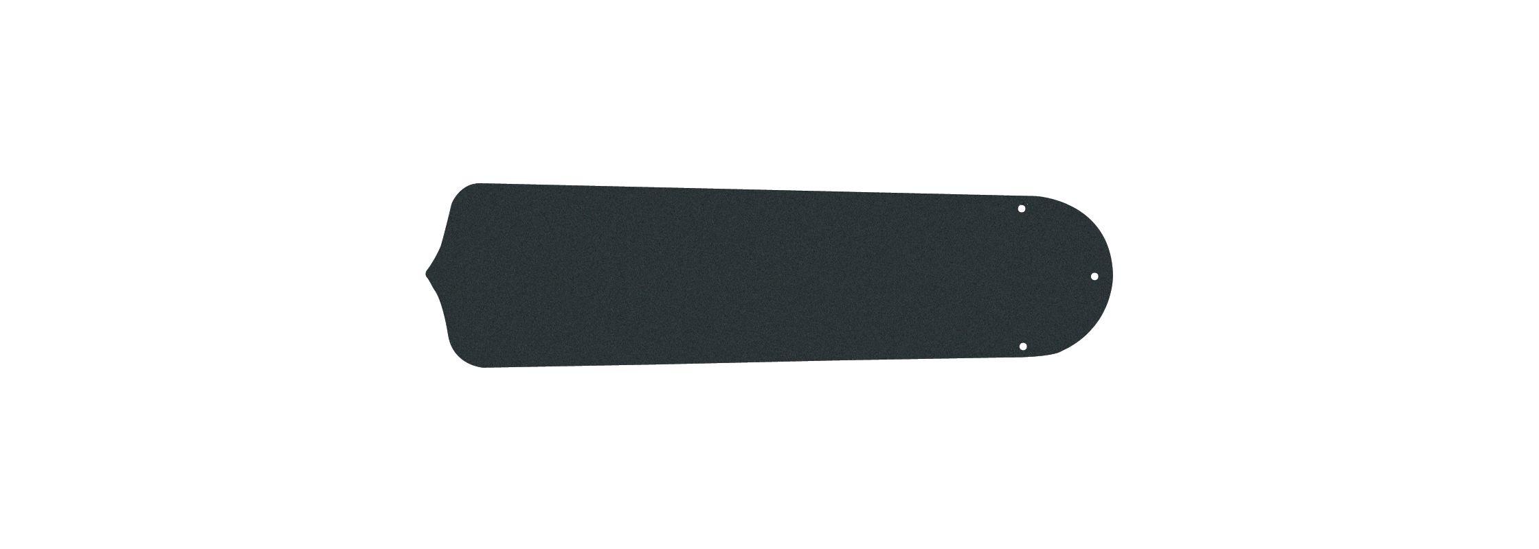 "Craftmade B552S Custom Wood 52"" (Pack of 5) Flat Black Ceiling Fan"