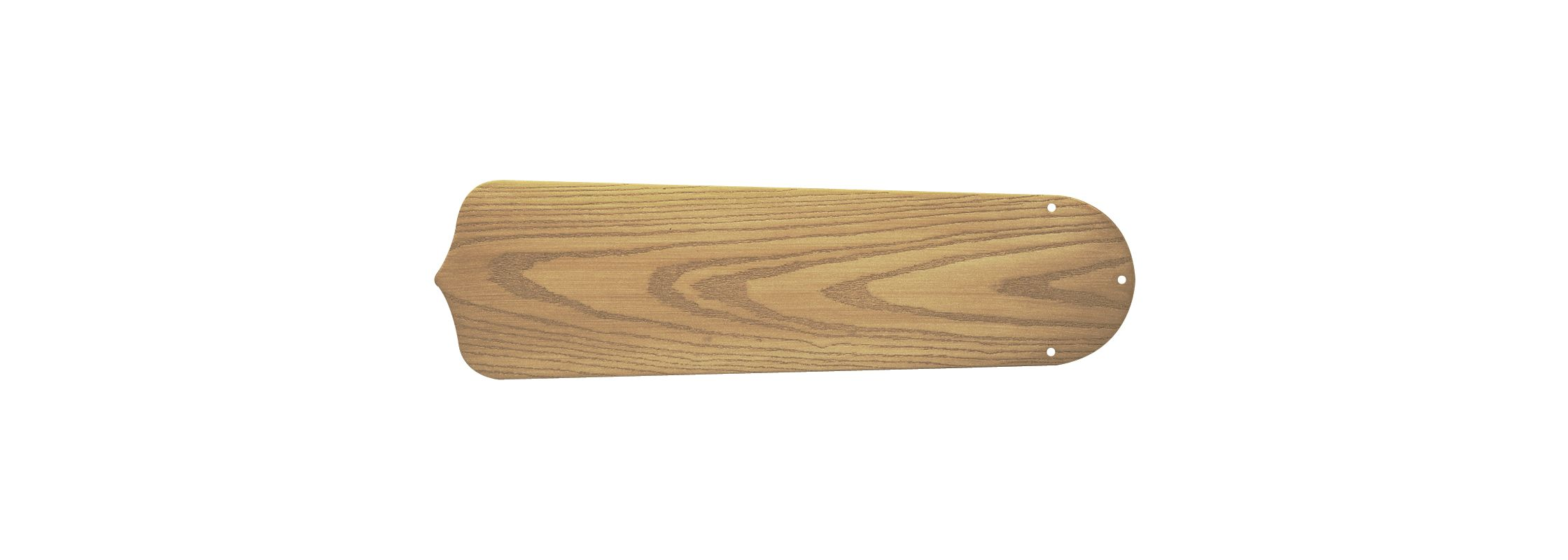 "Craftmade B552S-O 5 Blade Pack - 52"" Standard Blades Pickled Oak"