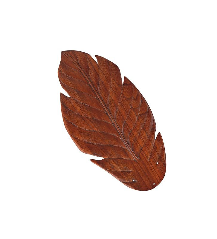 "Craftmade B556T 5 Blade Pack - 56"" Tropical Blades Philodendron Leaf"