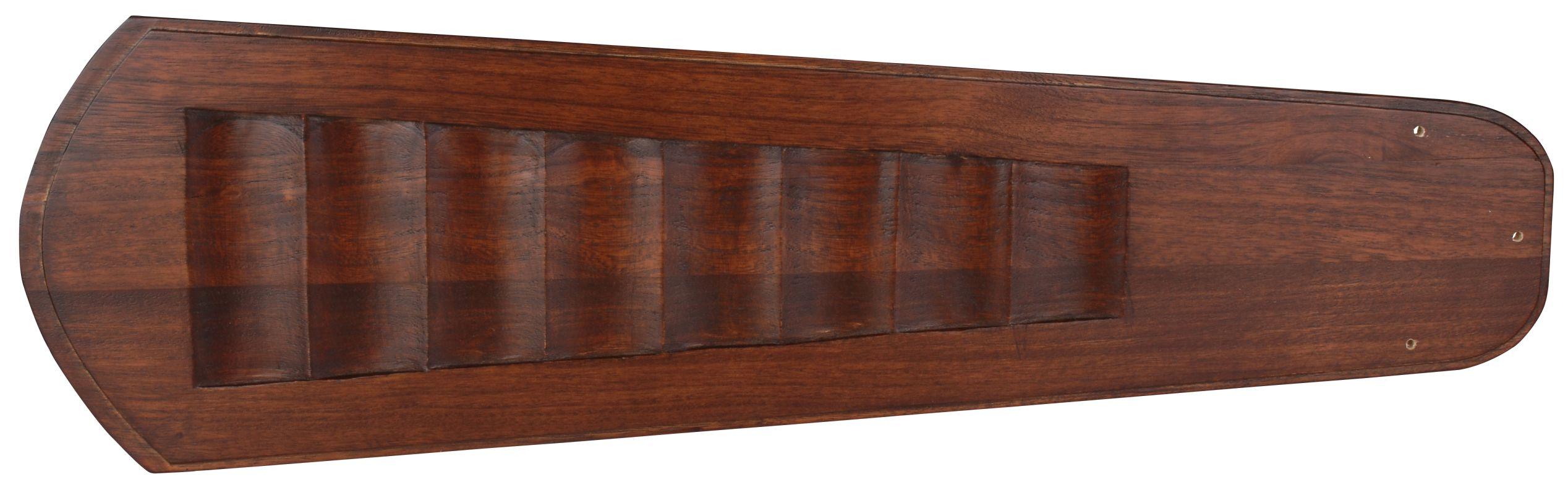 """Craftmade B570C 70"""" Fan Blades (Set of Five) Walnut Ceiling Fan"""