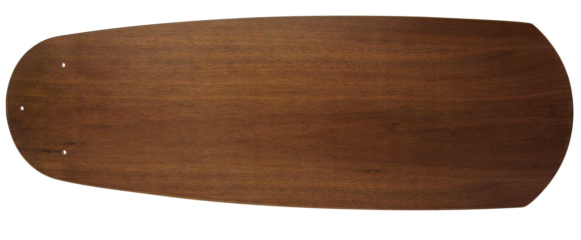 """Craftmade B570E 70"""" Fan Blades (Set of Five) Walnut Birch Ceiling Fan"""