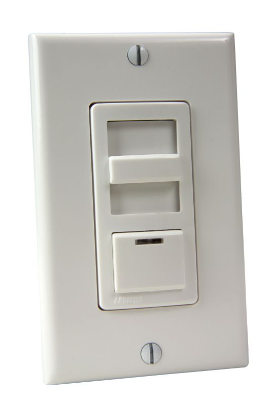 Craftmade CM-601L Light Wall Control with LED White Accessory Wall