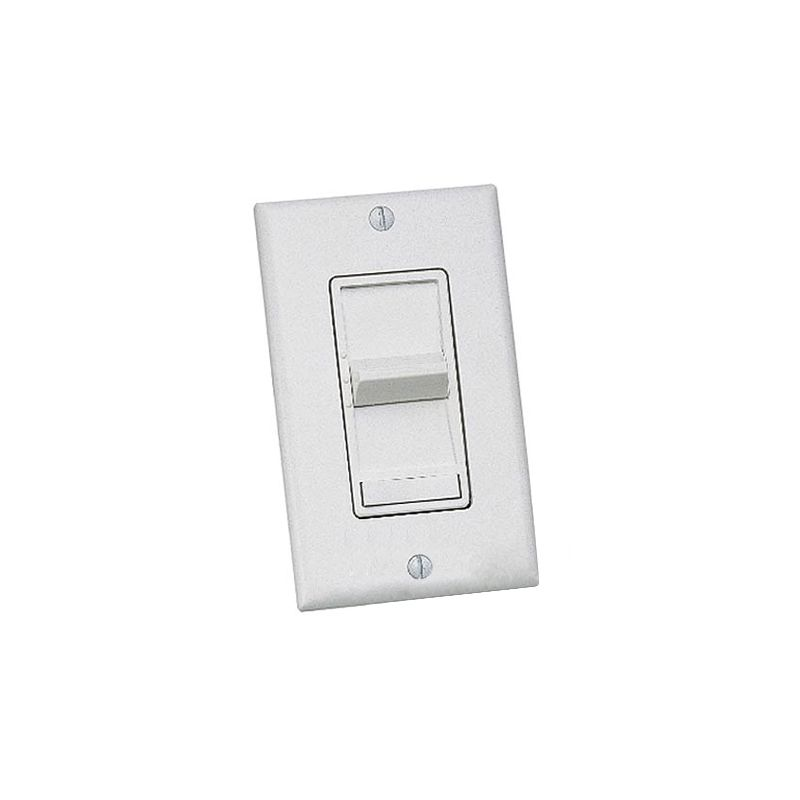 Craftmade CM-6621-P Light Wall Control with Dimmer Almond Accessory