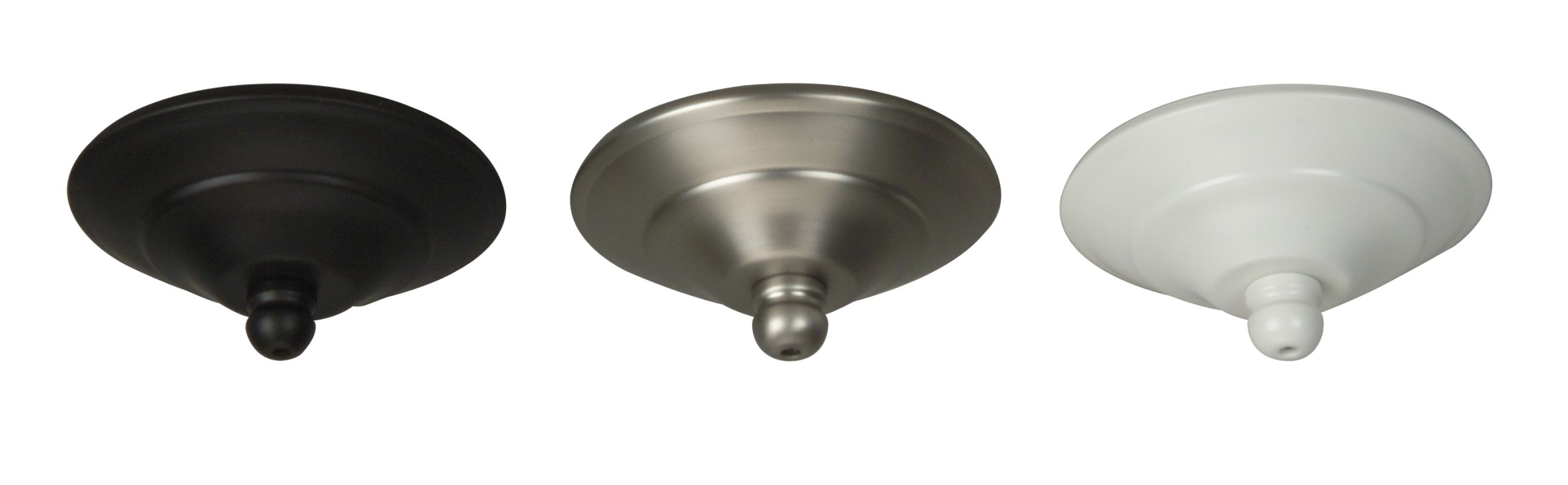 Craftmade RP-3801 Replacement Metal Cap for Craftmade Ceiling Fan Bowl
