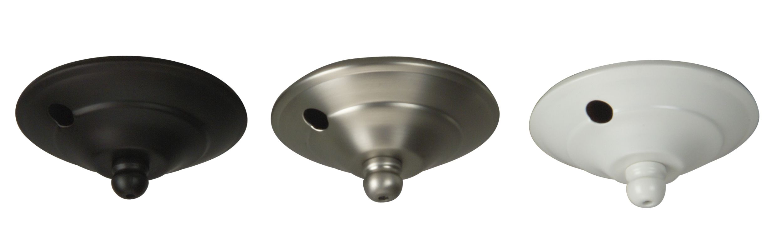 Craftmade RP-3802 Replacement Metal Cap for Craftmade Ceiling Fan Bowl