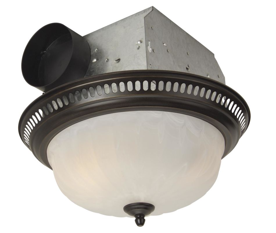 Craftmade TFV70L-D 70 CFM Ventilation Fan / Light Combination from the