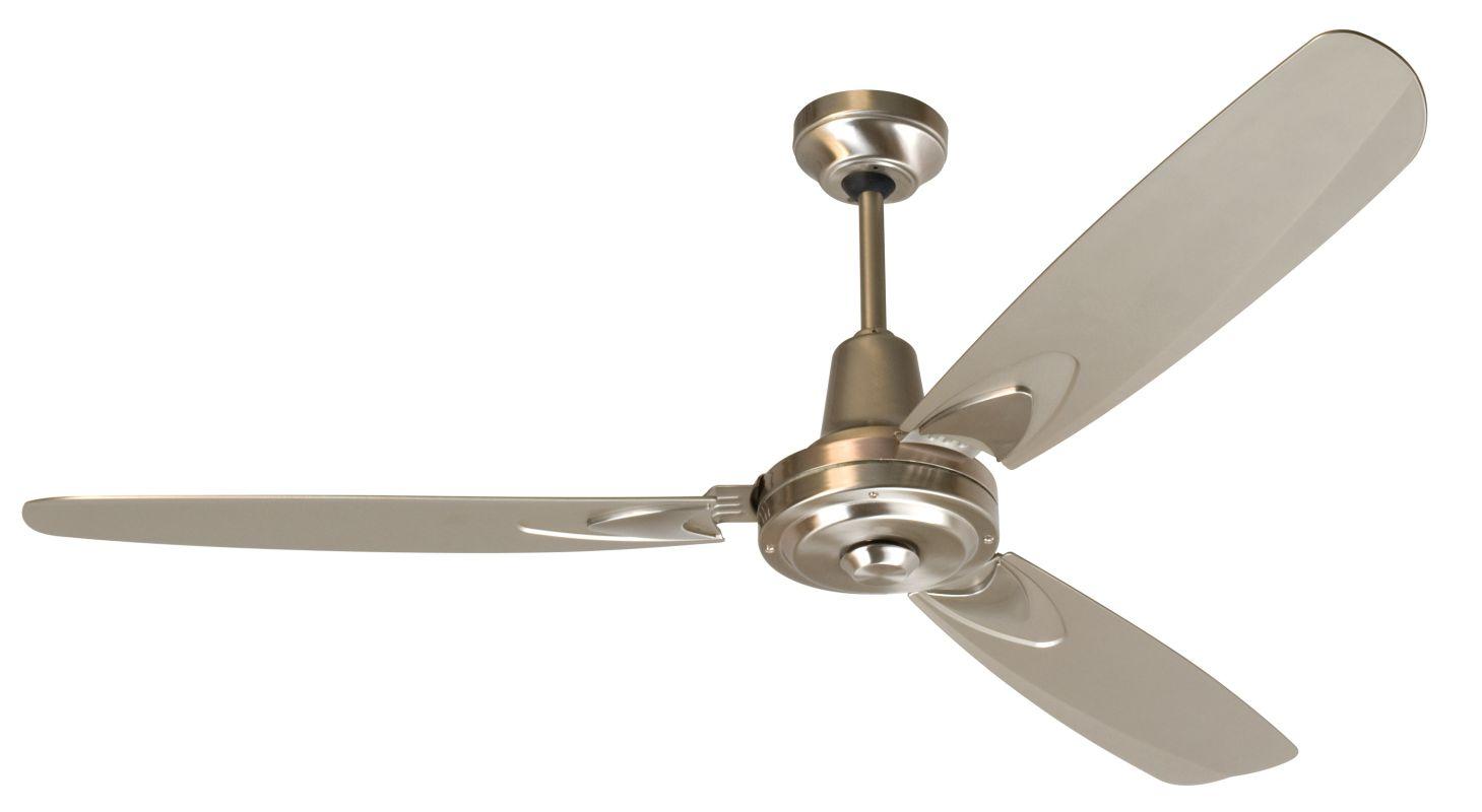 "Craftmade Velocity Modern 56"" 3 Blade Indoor Ceiling Fan - Blades"