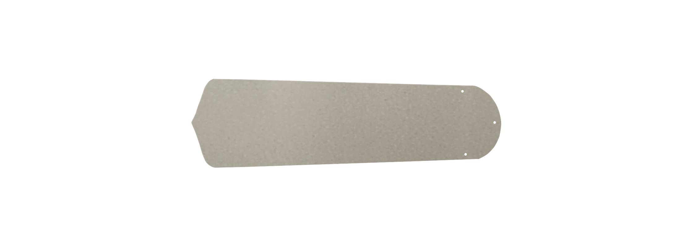"Craftmade BCD52 52"" Contractor Blades Set of 5 Brushed Nickel Ceiling"
