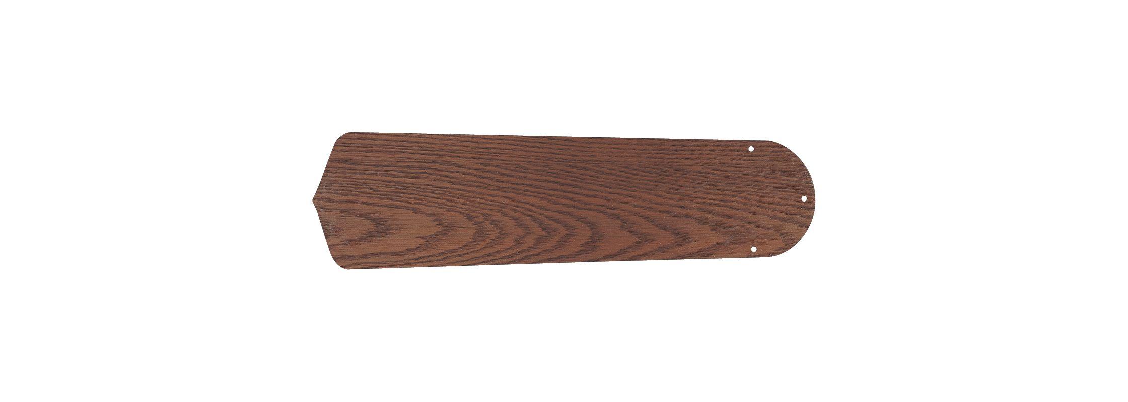 "Craftmade BCD52 52"" Contractor Blades Set of 5 Dark Oak Ceiling Fan"