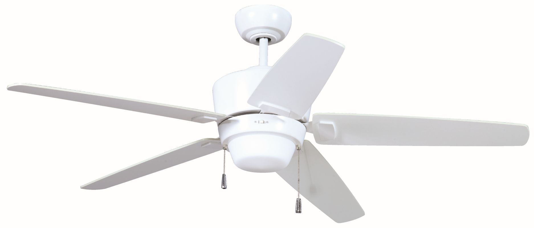 "Craftmade ATA525 Atara 52"" 5 Blade Indoor Ceiling Fan - Blades and"
