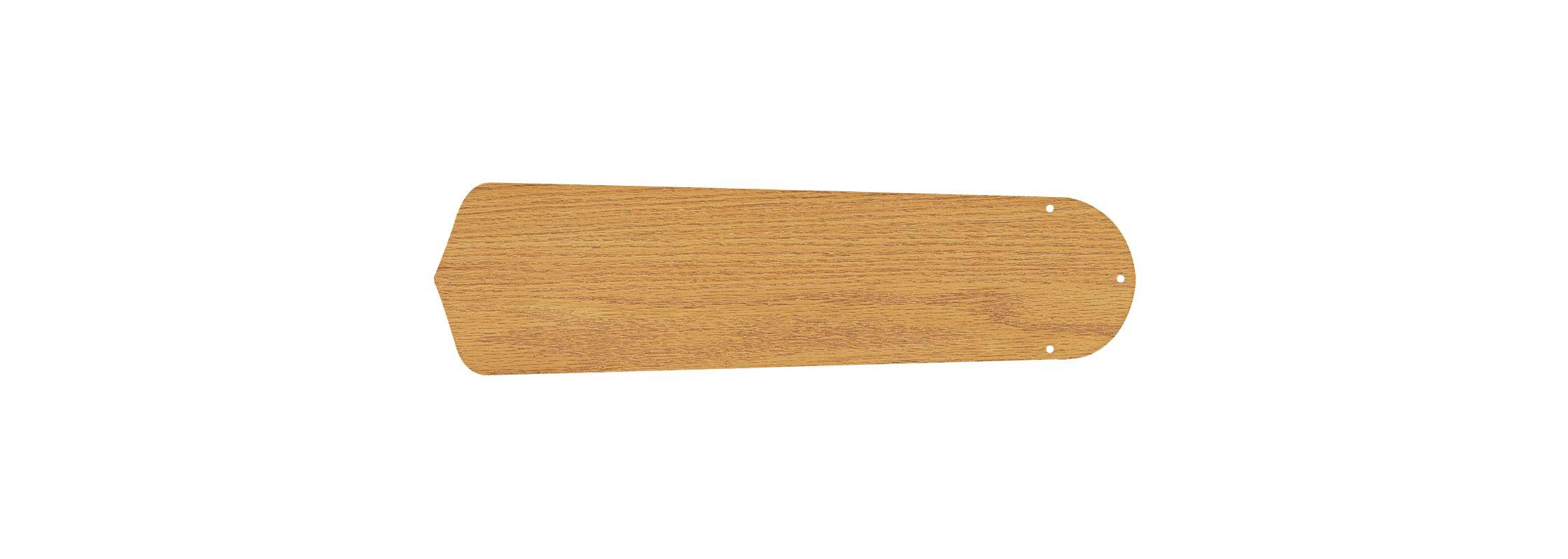 "Craftmade B552S Custom Wood 52"" (Pack of 5) Light Oak Ceiling Fan"