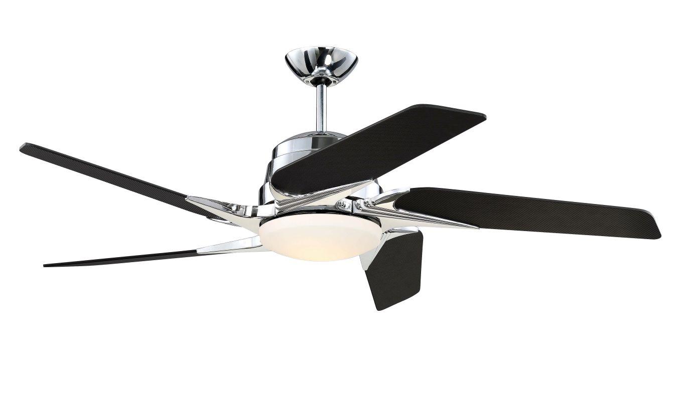 "Craftmade SOE545 Solo Encore 54"" 5 Blade DC Motor Indoor Ceiling Fans Sale $355.00 ITEM#: 2894015 MODEL# :SOE54CH5 UPC#: 647881158446 :"