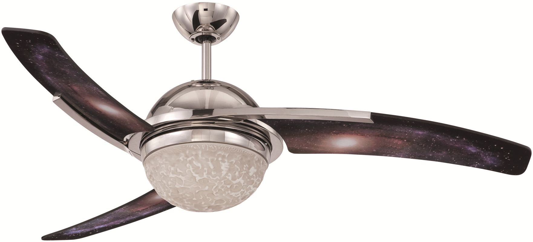 "Craftmade Juna 54"" 3 Blade Indoor Ceiling Fan - Blades Remote and"