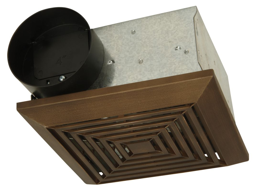Craftmade TFV70 70 CFM Ventilation Fan with Duct Housing from the