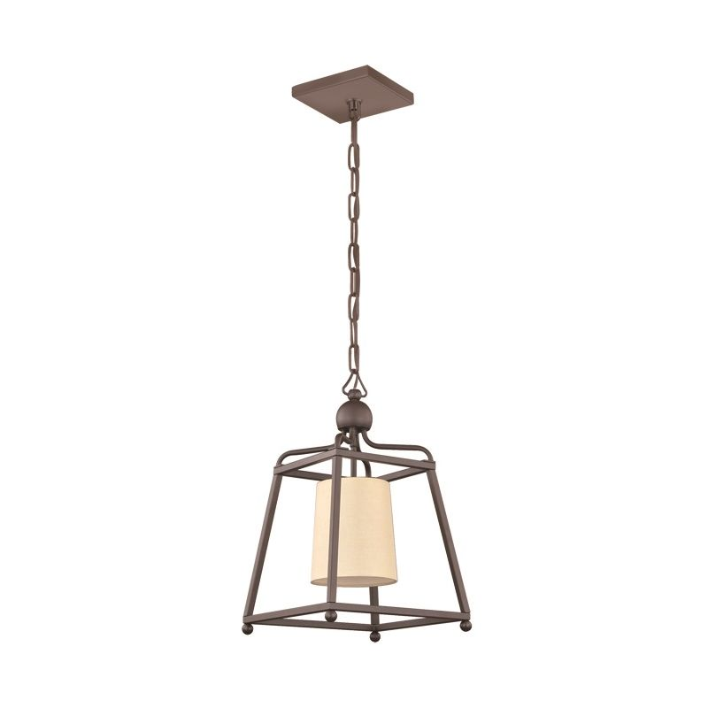 Crystorama Lighting Group 2240 Sylvan 1 Light Pendant Dark Bronze Sale $300.00 ITEM#: 2608104 MODEL# :2240-DB UPC#: 633779028182 :