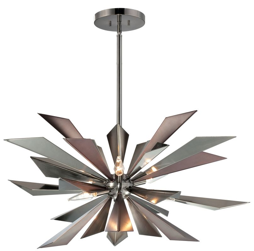 Crystorama Lighting Group 1529 3 Light 1 Tier Chandelier from the