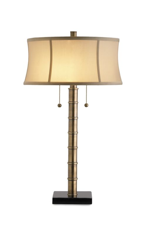 Currey and Company 6068 Antidote Table Lamp Lamps