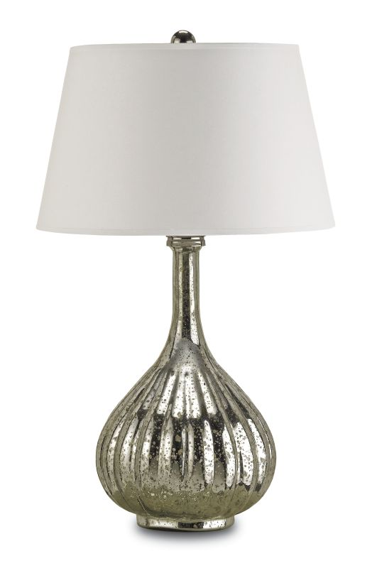 Currey and Company 6678 Libertine 1 Light Mercury Glass Table Lamp Sale $490.00 ITEM#: 1586858 MODEL# :6678 :