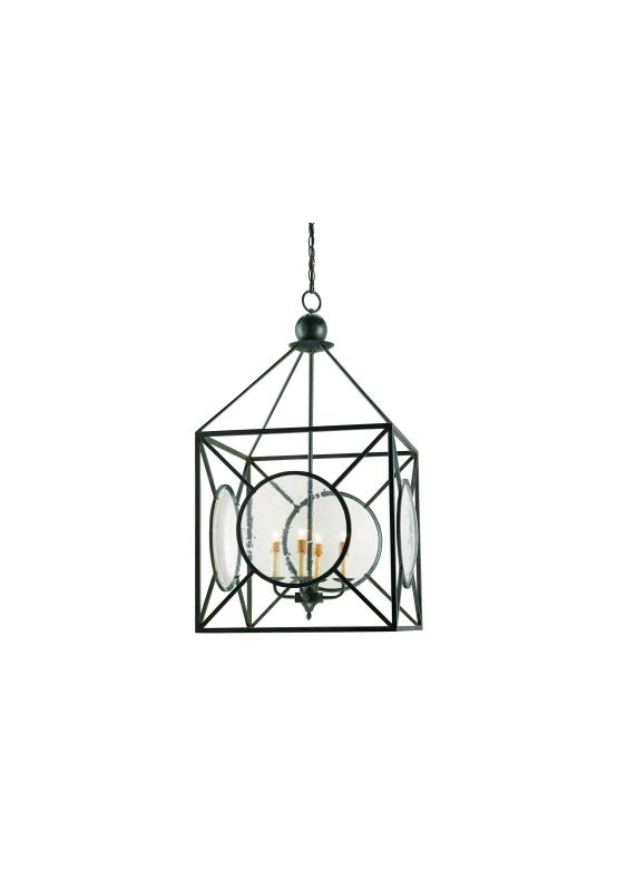 Currey and Company 9748 Four Light Beckmore Chandelier Old Iron Indoor Sale $1920.00 ITEM#: 2006728 MODEL# :9748 :