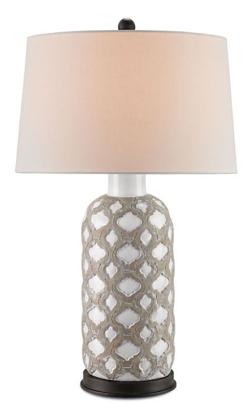 Currey and Company 6378 Enchantment Table Lamp with Beige Shantung Sale $590.00 ITEM#: 2798831 MODEL# :6378 :