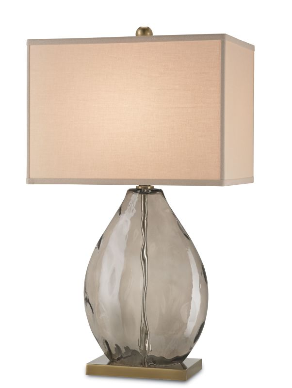 Currey and Company 6450 Brooke 1 Light Accent Table Lamp Coffee Brass Sale $460.00 ITEM#: 2493393 MODEL# :6450 :