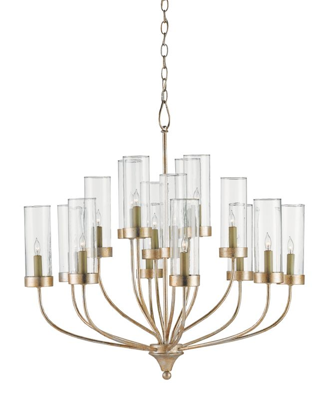 Currey and Company 9633 Hove 16 Light 3 Tier Chandelier Silver Sale $2440.00 ITEM#: 2798965 MODEL# :9633 :