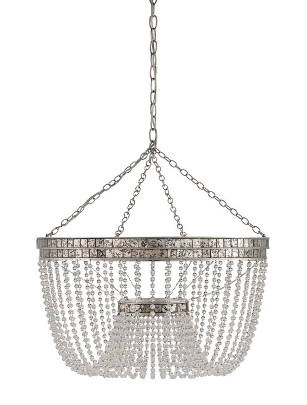 Currey and Company 9685 Highbrow 8 Light 1 Tier Chandelier Sale $2440.00 ITEM#: 2798930 MODEL# :9685 :