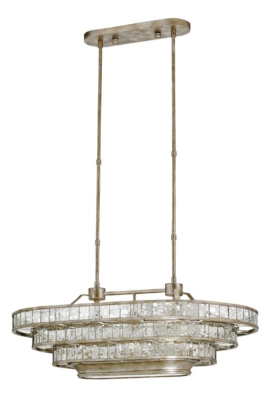 Currey and Company 9747 Frappe 3 Light 3 Tier Chandelier Silver Sale $2870.00 ITEM#: 2604859 MODEL# :9747 :