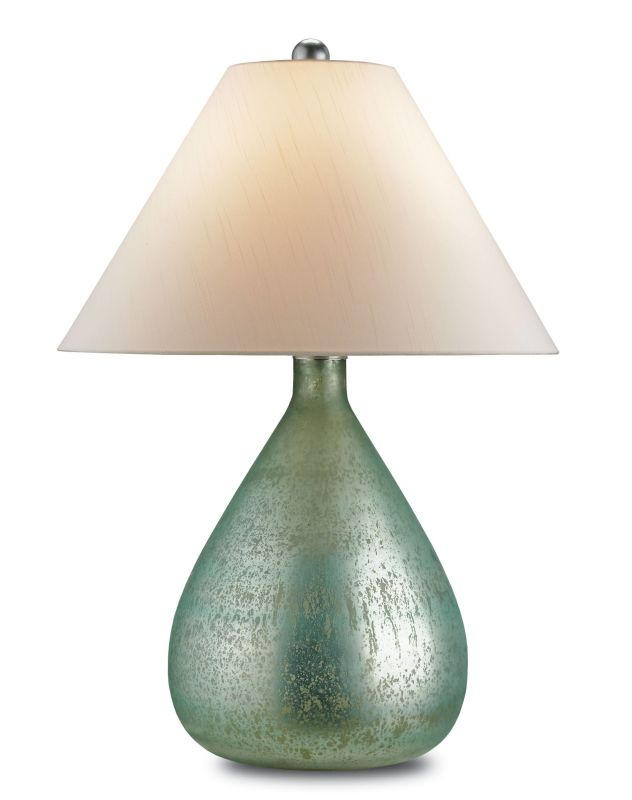 "Currey and Company 6220 Helene 34""H 1 Light Large Table Lamp with Off"