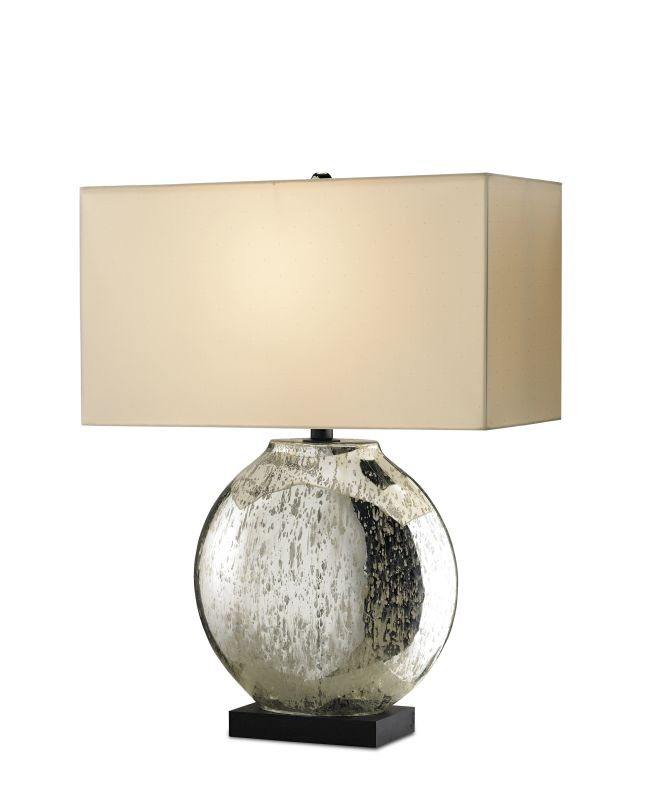 """Currey and Company 6275 Possibility 26""""H 1 Light Table Lamp with"""