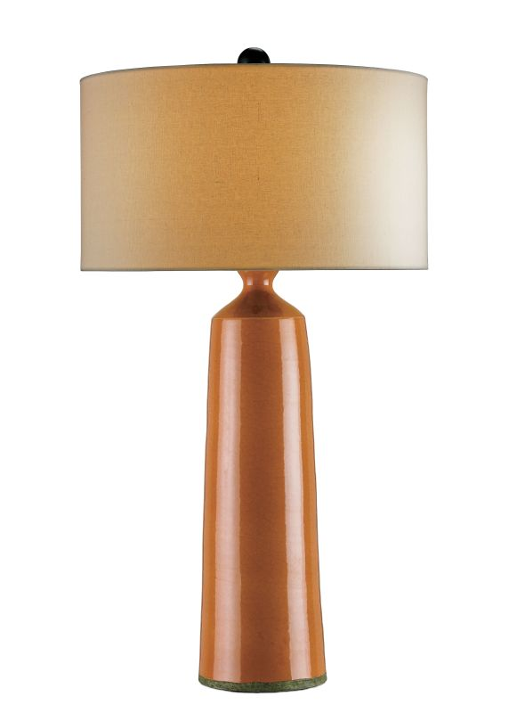 """Currey and Company 6695 Prideaux 35""""H 1 Light Table Lamp with Off"""