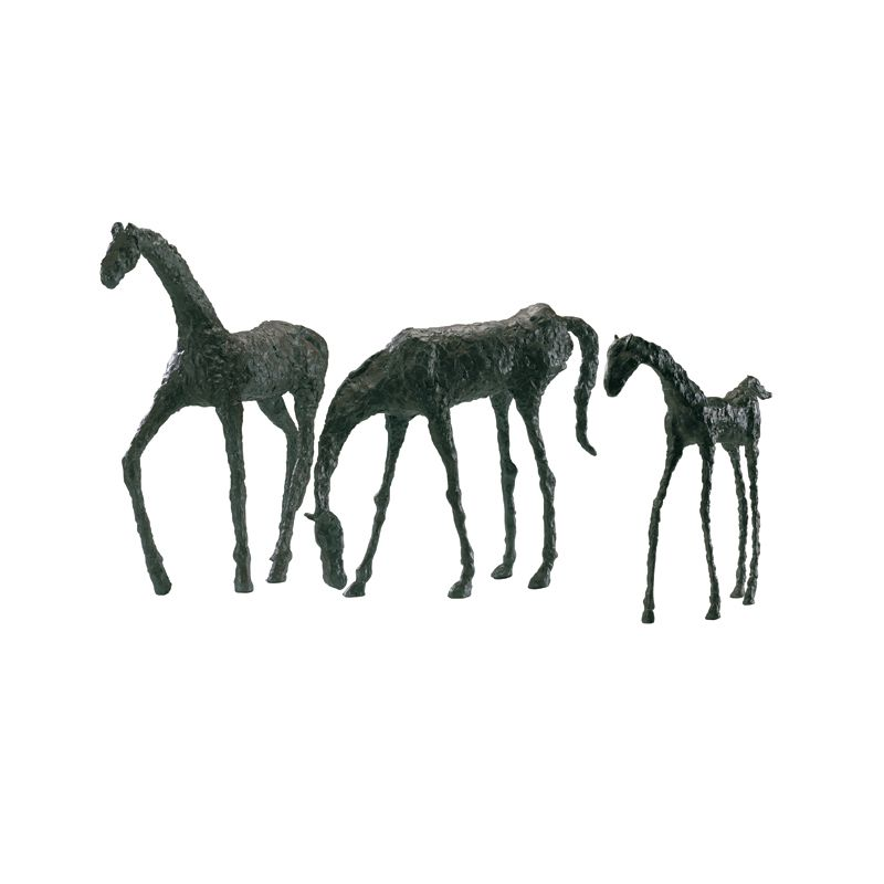 "Cyan Design 00429 15.25"" Filly Sculpture Bronze Home Decor Statues &"
