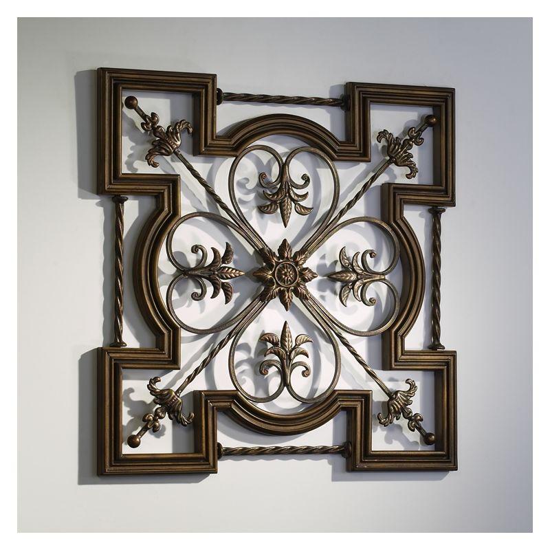 "Cyan Design 01558 30"" Copper Wall Art Grecian Gold Home Decor Wall"