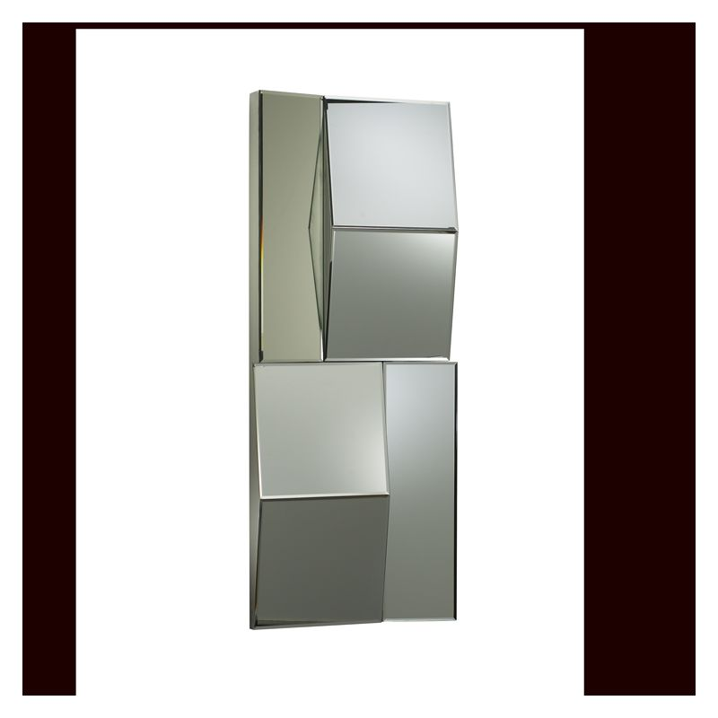"""Cyan Design 01592 40.4"""" Patchwork Mirror #1 Mirror Home Decor Lighting"""
