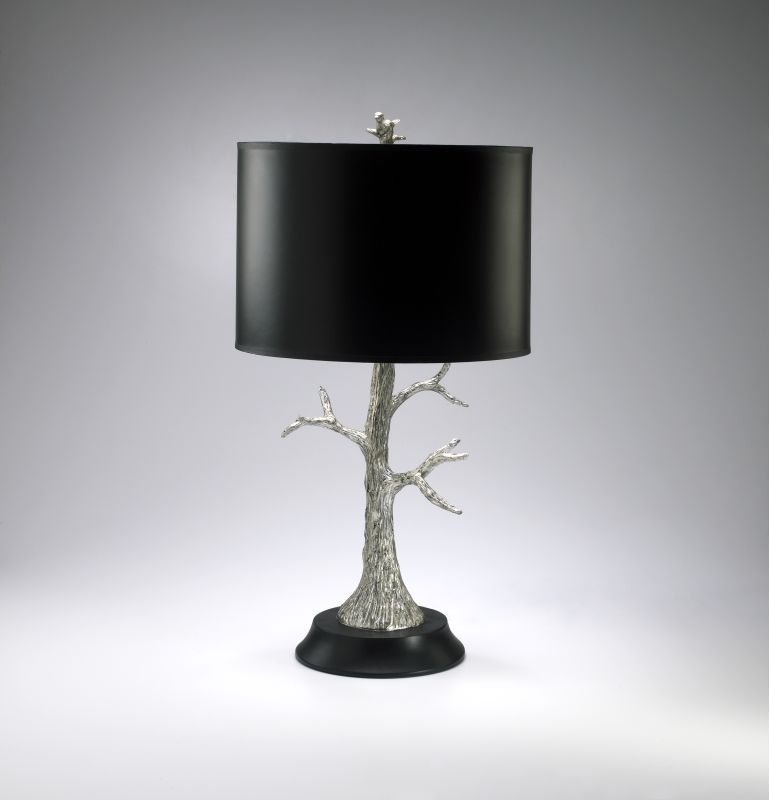 """Cyan Design 02097-1 30.5"""" Silver Tree Lamp from the Lighting"""