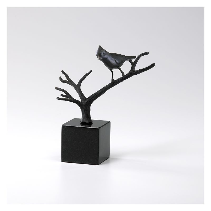 """Cyan Design 02286 9.25"""" Cardinal On Branches Old World Home Decor"""