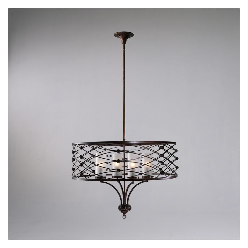 """Cyan Design 02680 22.75"""" Clarisse Pendant from the Lighting Collection"""